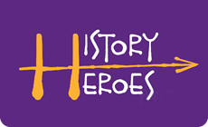 History Heroes - Fun educational card games for all ages