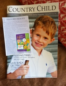 history heroes, CHILDREN, card game, review, country child, magazine, history heroes reviews