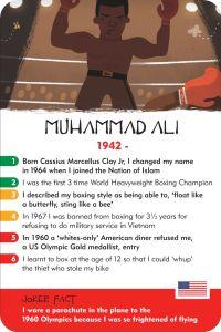 History Heroes Sports Heroes: Muhammad Ali