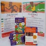 history heroes, sports heroes, card game