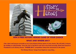 History Heroes competition