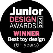 Junior Magazine Best Toy Design Award