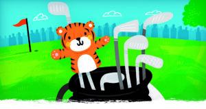 Eldrick Tont, aka Tiger Woods