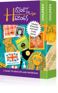 History Heroes: CHILDREN - Fun educational games
