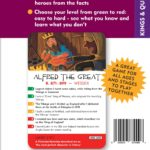 kings & queens, history heroes, monarchs, card game, family card game, educational card game