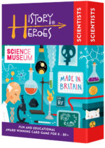 History Heroes SCIENTISTS - a fun science history quiz game