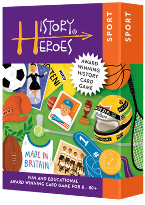 History Heroes SPORT - a fun sport quiz game