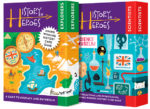 History Heroes Twin Pack - EXPLORERS + SCIENTISTS Card Games