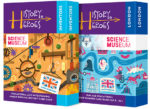 History Heroes Twin Pack - INVENTORS + LONDON Card Games