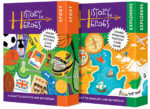 History Heroes Twin Pack - SPORT + EXPLORERS Educational Card Games