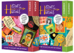 History Heroes Twin Pack - WOMEN + CHILDREN Card Games