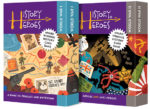 History Heroes Twin Pack - WORLD WAR 1 + WORLD WAR 2 Card Games