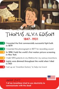 History Heroes' Thomas Edison