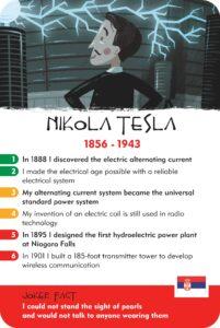 History Heroes' Nikola Tesla