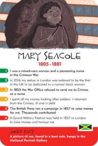 mary seacole, history heroes, women in history
