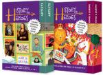 History Heroes Twin Pack - ARTISTS + KINGS & QUEENS