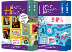History Heroes Twin Pack - ARTISTS + LONDON