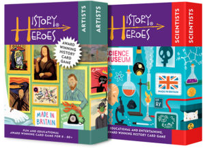 History Heroes Twin Pack - ARTISTS + SCIENTISTS