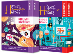 History Heroes Twin Pack - SPACE & SCIENTISTS