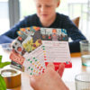 History Heroes: CHILDREN in history family card game